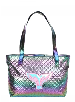 Mermaid Tail Tote Bag AO8003