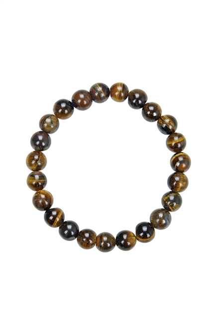 Tigers Eye Natural Stone Bracelet B1727