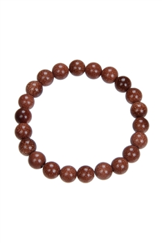 Red Gold Sandstone Bracelet B1988