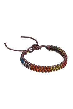 Braided Rope Bracelets B1999 - Multi