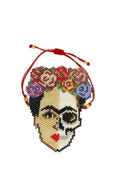 Frida Seed Bead Bracelet BP0608