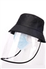 Removable Protective Cover Fisherman Hat C0023