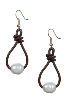 Pearl Earrings E2015