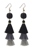 Women Vintage Tassel Earrings E2064