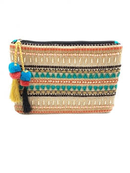 Mojave Beaded Clutch EXEL-1005