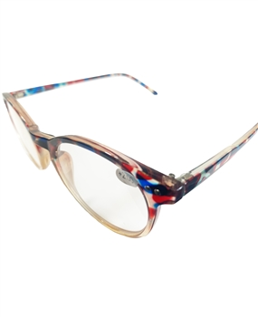 Circle Frame Presbyopic Glasses G0002 - NO.5