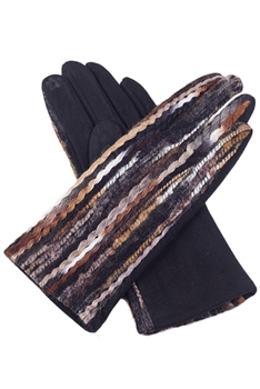 Ethnic Style Gloves GL0001 - NO.6