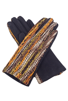 Ethnic Style Gloves GL0001 - No.2