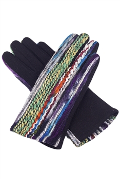 Ethnic Style Gloves GL0001 - No.3