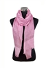 Plaid Pattern Scarf GM1132-22 - Pink