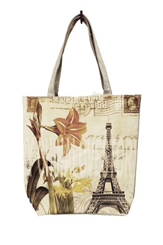 Eiffel Tower Tote Bags HB0040 - NO.3