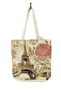 Eiffel Tower Tote Bags HB0040 - NO.4