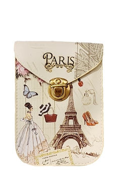 Eiffel Tower Cellphone Pouches HB0104 - NO.8