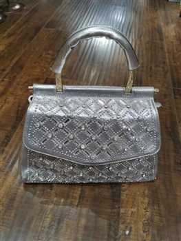 Women's Sparkle Boutique Tote Bag Handbag HB0364