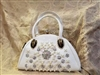 Crystal Leatherette Handbags HB0474