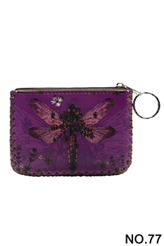 Women Ethnic Pattern Printed Wallet HB0665 - NO.77