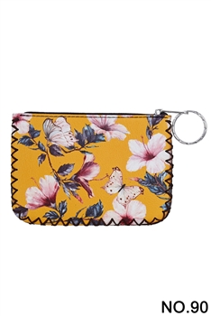 Women Ethnic Pattern Printed Wallet HB0665 - NO.90YW
