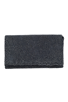Rhinestone Evening Handbags HB0705 - Black