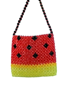 Watermelon Beads Bags H0766-1