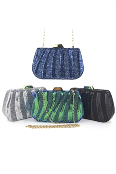 Shell Sequins Evening Bags HB0840