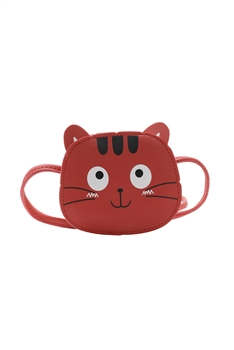 Cat Kids Crossbody Bags HB0864 - Red