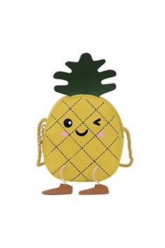 Pineapple Kids Crossbody Bags HB0865