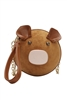 Piggy Pu Leather Crossbody Bags HB1021