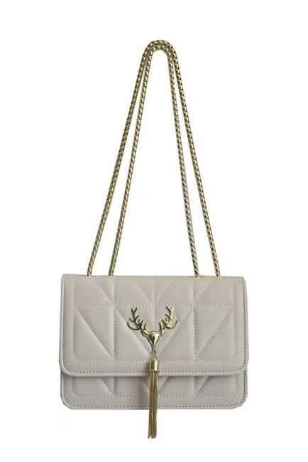 Antlers Tassel Pu Leather Crossbody HB1028