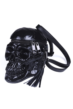 Skull Head Pu Leather Crossbody HB1174