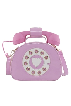 Heart Phone Pu Leather Crossbody HB1184