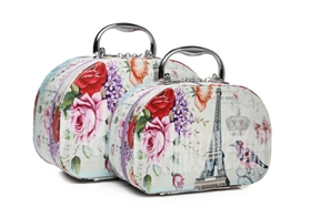 Set of Two Makeup Bag HM00292