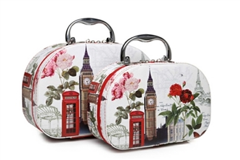 Set of Two Makeup Bag HM00295