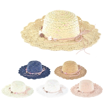 Straw Woven Sun Hat HY3689