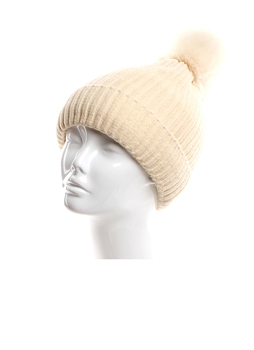 Wool Hats HY6991 - Beige
