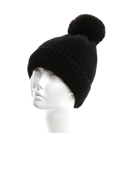 Wool Hats HY6991 - Black