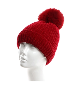 Wool Hats HY6991 - Red