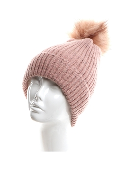 Wool Hats HY6996 - Pink