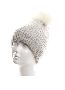Wool Hats HY6996 - White