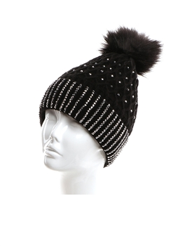 Wool Hats HY7900 - Black