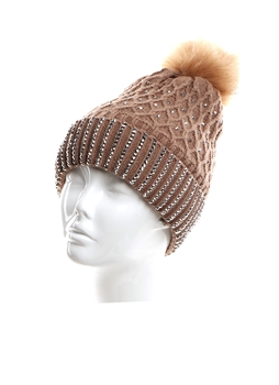 Wool Hats HY7900 - Brown