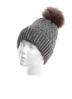 Wool Hats HY7900 - Grey