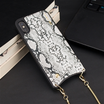 Card Holder Over The Shoulder Phone Case for iPhone IX IP1104