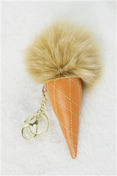 Ice-cream Cone Key Chain K1081