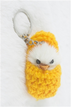 Fur Chick Key Chain K1085