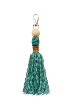 Tassel Key Chains K1123 - Green