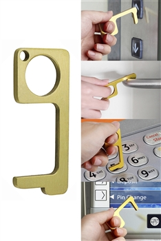 Copper Contactless Door Opener K1133