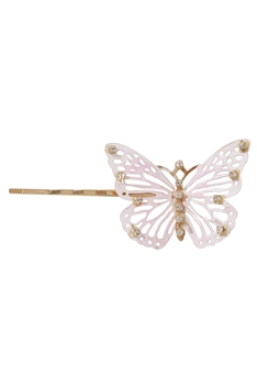 Hollow Butterfly Hair Clips L2690