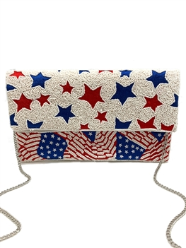 USA Beaded  Clutch Bags LAC-SS-422