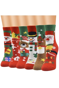 Christmas Style Sock Set MIS0448-set