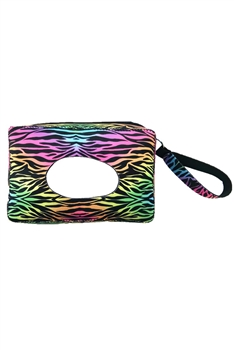 Animal Printed Tissue Box MIS0460 - Multi